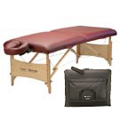 Picture of Inner Strength Includes Table, Deluxe Adjustable Headrest and Carry Case Reiki Tables