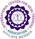 International Center for Reiki Training logo